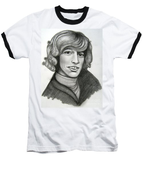 Robin Gibb Baseball T-Shirt