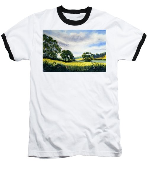Eastfields From Woldgate Baseball T-Shirt