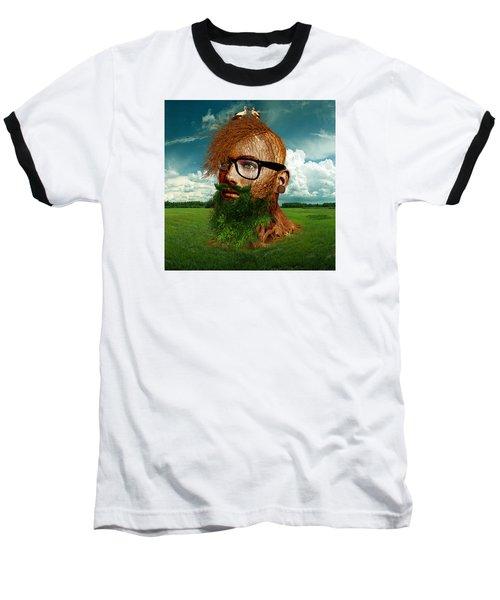 Eco Hipster Baseball T-Shirt