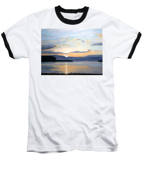 Eileen's Sunset Baseball T-Shirt