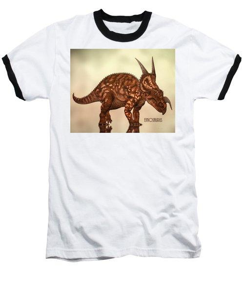 Einiosaurus Baseball T-Shirt