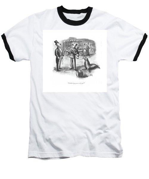Either Baseball T-Shirt