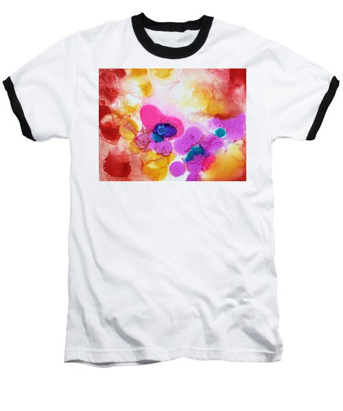 Emotion Baseball T-Shirt by Tara Moorman
