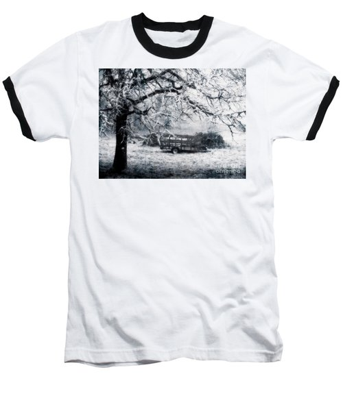 Enchanted Pasture Baseball T-Shirt
