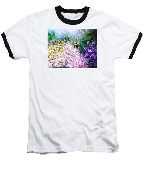 End Of May Baseball T-Shirt by Kume Bryant