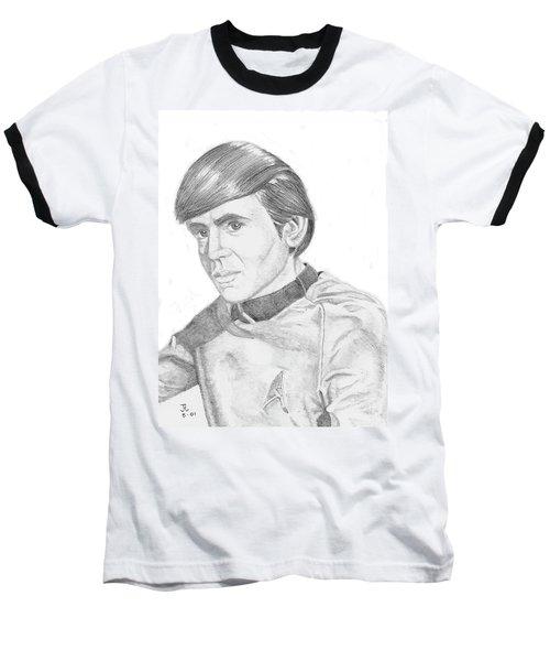 Ensign Pavel Chekov Baseball T-Shirt