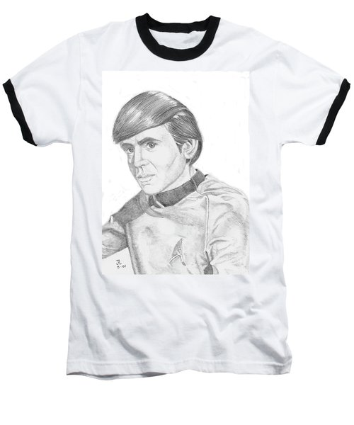 Ensign Pavel Chekov Baseball T-Shirt