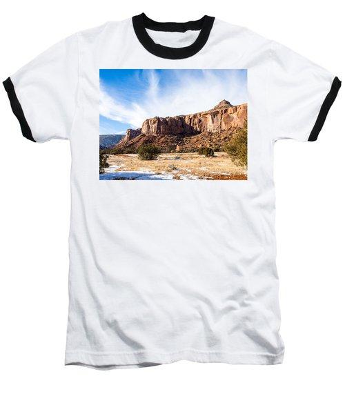 Escalante Canyon Baseball T-Shirt by Nadja Rider