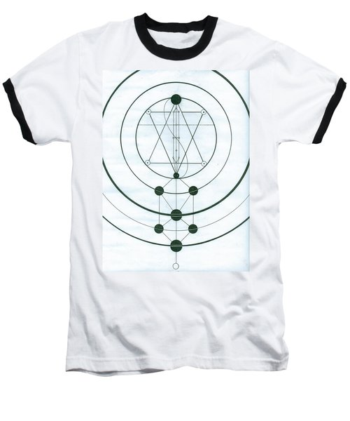 Esoteric Symbology  Baseball T-Shirt