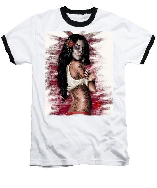 Esperanza Viva Baseball T-Shirt