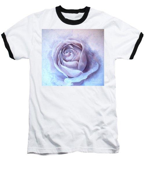 Ethereal Rose Baseball T-Shirt