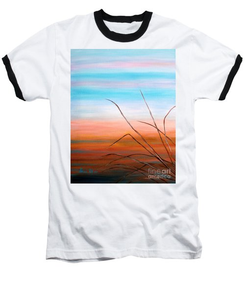 Evening Sky. Soul Collection Baseball T-Shirt