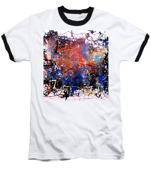 Exotic Zone Baseball T-Shirt by Roberto Prusso