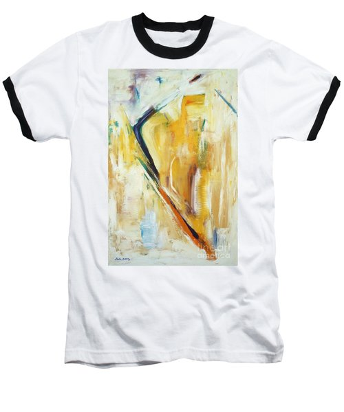 Expressions Baseball T-Shirt by Mini Arora
