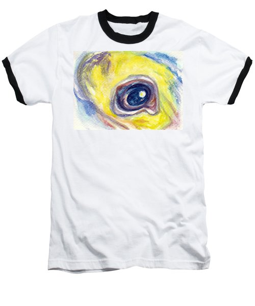 Eye Of Pelican Baseball T-Shirt