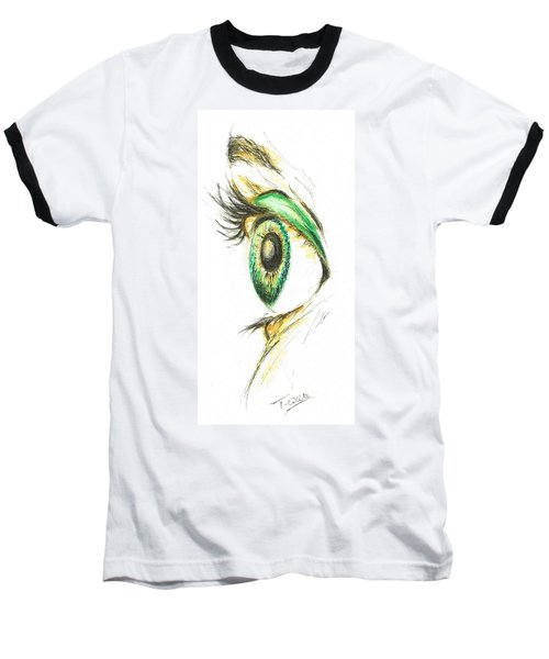 Eye Opener Baseball T-Shirt