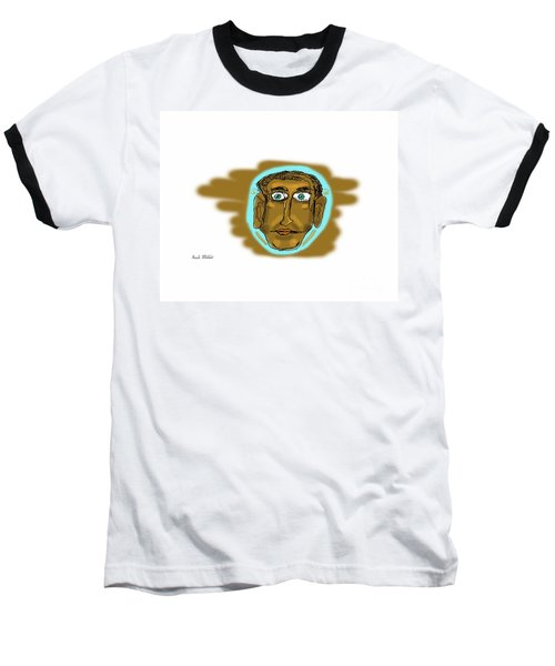Face Baseball T-Shirt