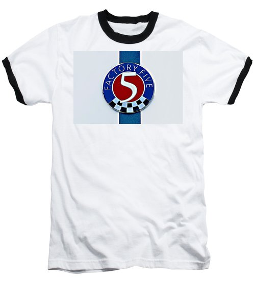 Factory Five Baseball T-Shirt