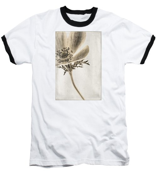 Faded Memory Baseball T-Shirt by Caitlyn  Grasso
