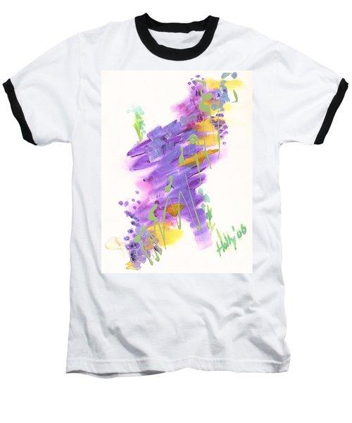 Faith The Final Frontier Baseball T-Shirt