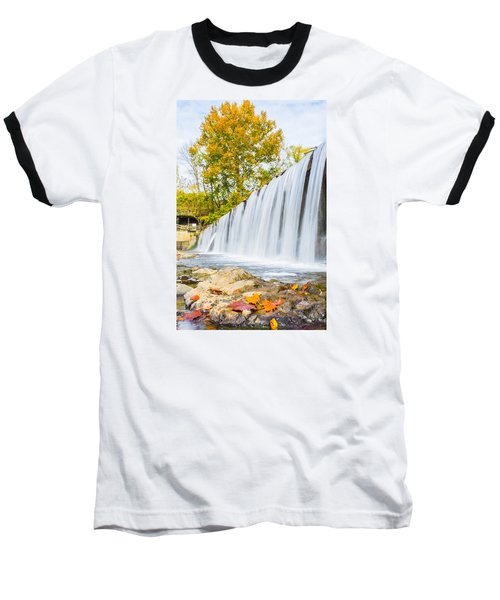 Fall At Buck Creek Baseball T-Shirt