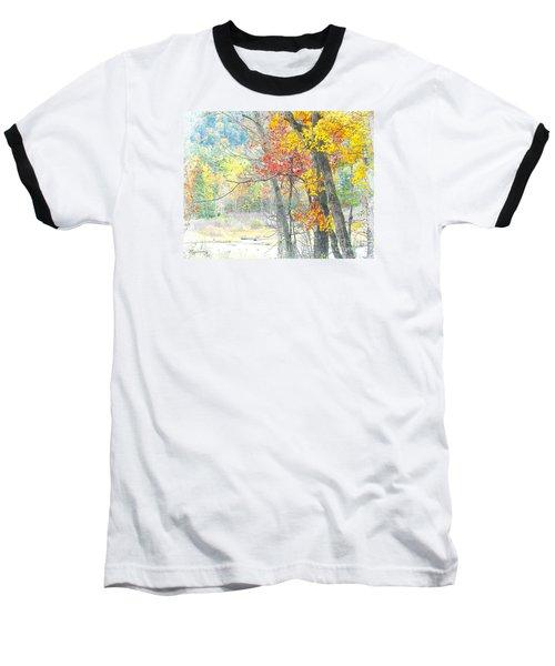 Fall Dreams Baseball T-Shirt