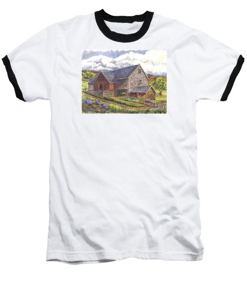 A Scottish Farm  Baseball T-Shirt