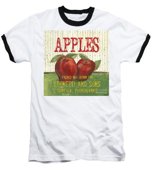 Farm Fresh Fruit 3 Baseball T-Shirt