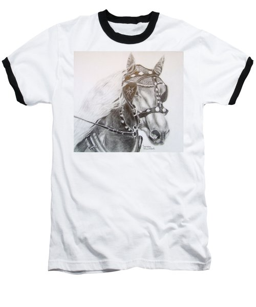Fer A Cheval Baseball T-Shirt