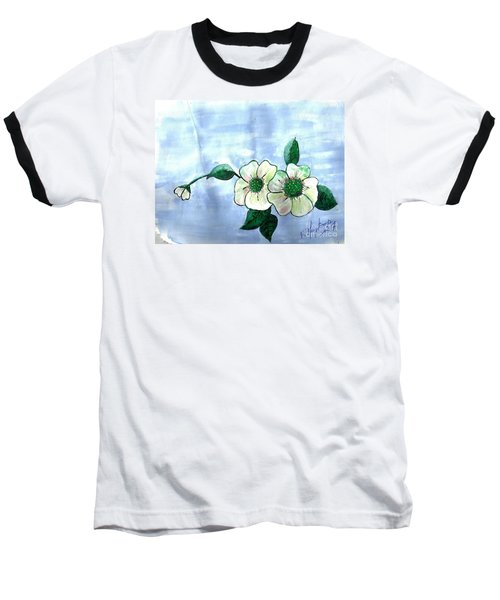 Field Flowers Baseball T-Shirt
