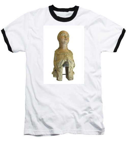 Figure Head Baseball T-Shirt