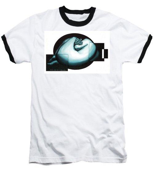 Figure Untitled No.6 Baseball T-Shirt