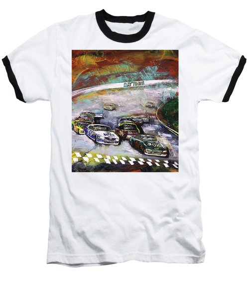 Finish Line Baseball T-Shirt