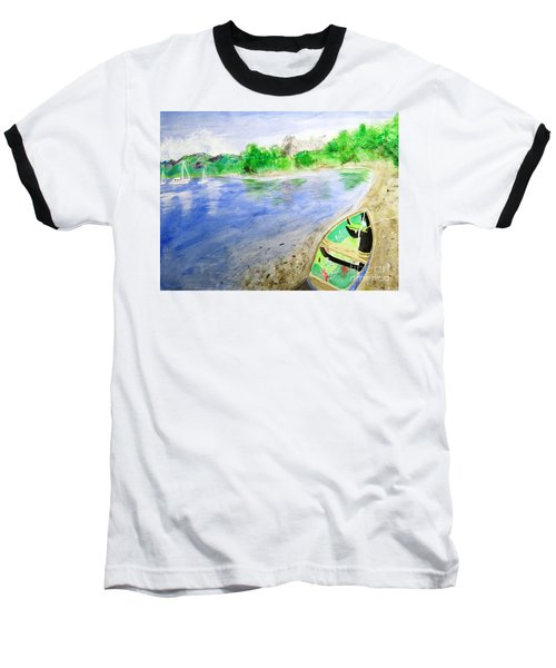 Dunstaffnage Baseball T-Shirt