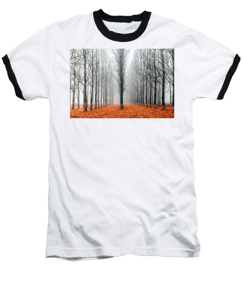 First In The Line Baseball T-Shirt