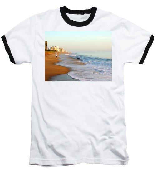 Fishing The Atlantic Baseball T-Shirt