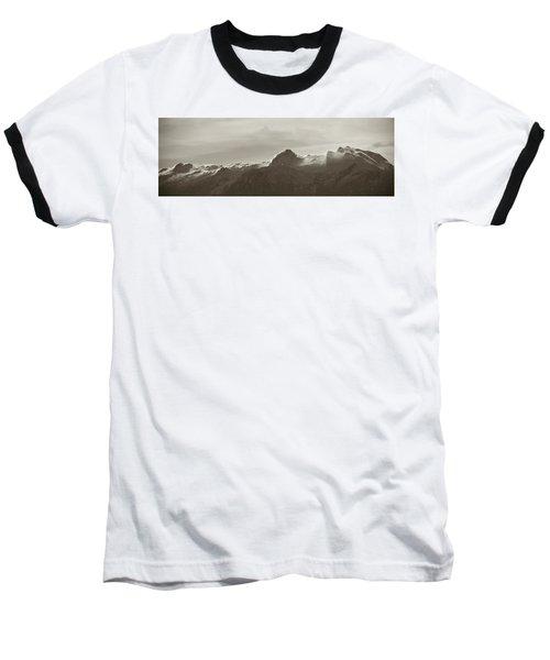 flawy mount peak I Baseball T-Shirt