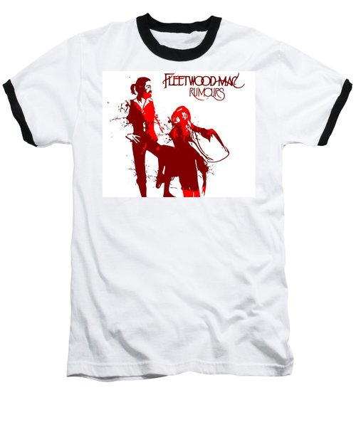 Fleetwood Mac Rumours Baseball T-Shirt
