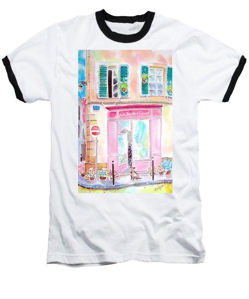 Fleuriste Baseball T-Shirt