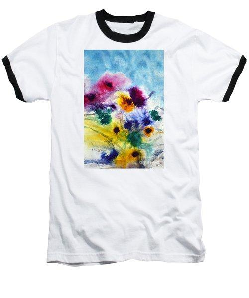 Fleurs Baseball T-Shirt