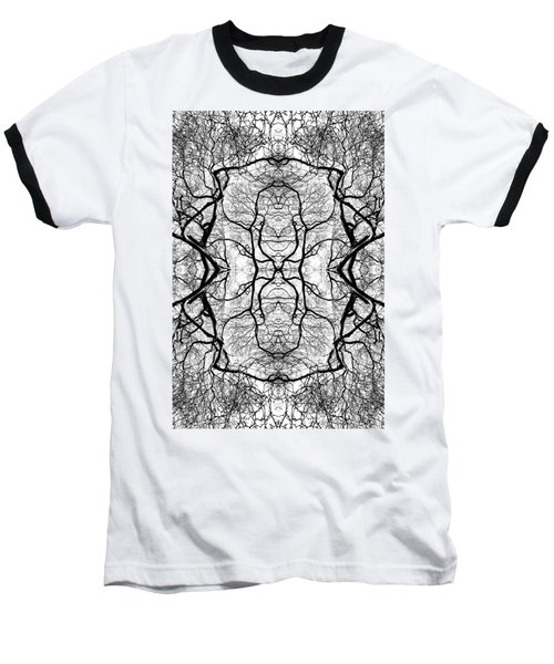Tree No. 5 Baseball T-Shirt