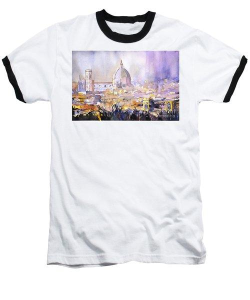 Florence Duomo Baseball T-Shirt