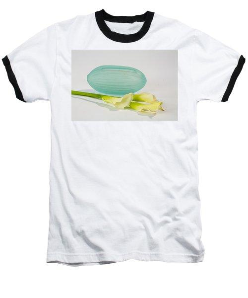 Flowers In Vases 4 Baseball T-Shirt