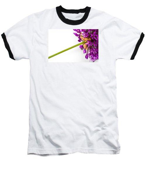 Flower At Rest Baseball T-Shirt