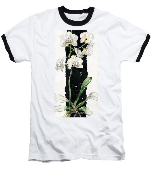 Flower Orchid 05 Elena Yakubovich Baseball T-Shirt