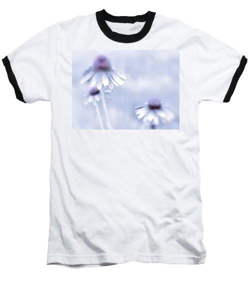 Flower Trio  Baseball T-Shirt