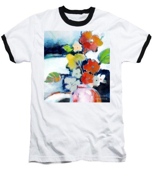 Flower Vase No.1 Baseball T-Shirt