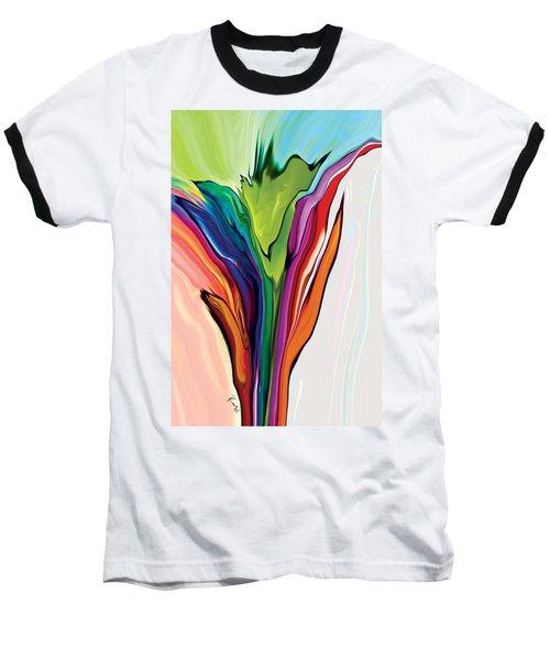 Flowery 5 Baseball T-Shirt