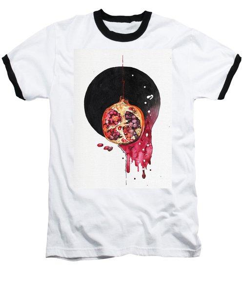 Fluidity Vii - Elena Yakubovich Baseball T-Shirt