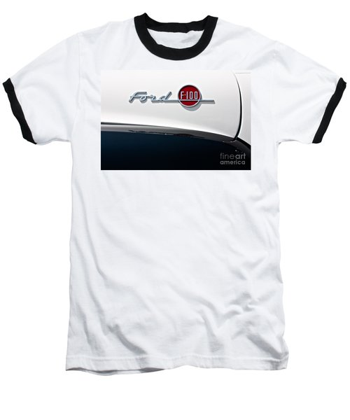 Ford F-100 Baseball T-Shirt